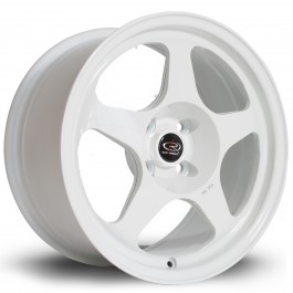 "Rota Slipstream 16x8"" 4x100 ET34, Blanc"