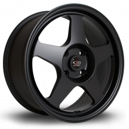 "Rota Slipstream 17x7.5"" 4x100 ET45, Noir Mat / Satiné"