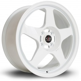 "Rota Slipstream 17x7.5"" 4x100 ET45, Blanc"