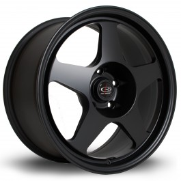 "Rota Slipstream 17x8.5"" 5x114.3 ET35, Noir Mat / Satiné"