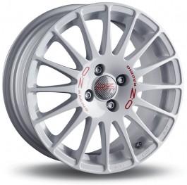 """OZ Superturismo WRC 17x7"""" 4x108 ET48, Blanc"""