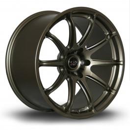 "Rota T2R 18x9.5"" 5x114.3 ET25, Bronze"