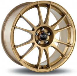 "OZ Ultraleggera 17x8"" 5x114.3 ET48, Or / Doré"