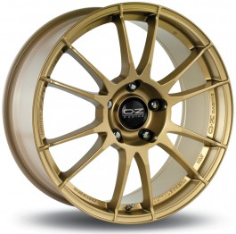 "OZ Ultraleggera HLT 19x8.5"" 5x130 ET49, Or / Doré"