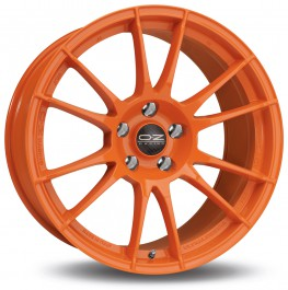 "OZ Ultraleggera HLT 19x8.5"" 5x130 ET53, Orange"