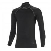 T-Shirt Manches Longues Sparco Shield RW-9 X-Cool - Noir (FIA)