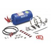 Kit Extincteur Automatique Sparco 4L (FIA)