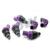 Injecteurs Deatschwerks 370cc pour Nissan Skyline R33 GTS-T (RB25DET, lot de 6)
