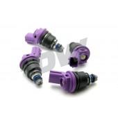 Injecteurs Deatschwerks 550cc pour Nissan 200SX S14 / S14A (SR20DET, lot de 4)