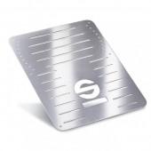 Tapis de Sol Sparco en Aluminium