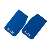 "Bavettes Sparco Bleues ""Mud Flaps"""