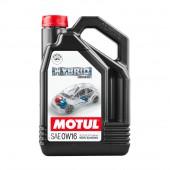 4L Huile Motul Hybrid 0W16