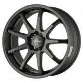 Tenzo-R Concept-9 18x8 5x112/114.3 ET45, Noir Mat / Satiné