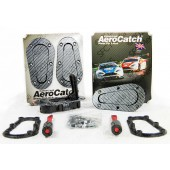 "Attaches Capot Aerocatch ""Look Carbone"""