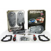 "Attaches Capot Aerocatch Verrouillables ""Look Carbone"""