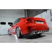 Ligne d'Echappement Milltek pour BMW Série 3 (F30) 328i M Sport (Boite Automatique)