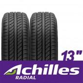 Pneus Achilles 122 155/70 R13 75T (la paire)