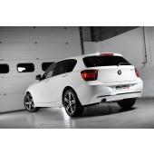 Descente de Turbo Milltek pour BMW Série 1 (F20 et F21) 116i