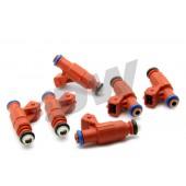 Injecteurs Deatschwerks 850cc pour BMW 135i E8X (N52, lot de 6)