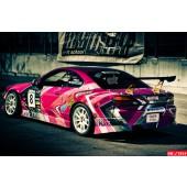 """Pare-Choc Arrière """"Uras Style"""" pour Nissan Silvia S15"""