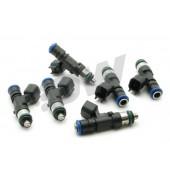Injecteurs Deatschwerks 550cc pour BMW E30 & E36 (Rampe d'Alimentation sans clips)
