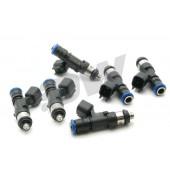 Injecteurs Deatschwerks 1000cc pour Nissan Skyline R34 GT-T (RB25DET, lot de 6)