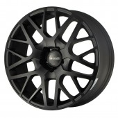 Tenzo-R Concept-10 19x9.5 5x114.3 ET20, Noir Mat / Satiné