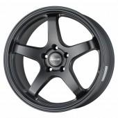 Tenzo-R Tracer V1 18x8.5 5x114.3 ET48, Noir Mat / Satiné
