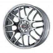 "Drag Wheels DR-37 18x8"" 5x120 ET40, Chrome / Titane"