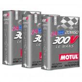 Pack Promo Huile Motul 300V Le Mans 20W60 (3 x 2L)