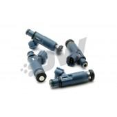 Injecteurs Deatschwerks 650cc pour Subaru Legacy GT (EJ25, 2007-2012, lot de 4)