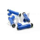 Injecteurs Deatschwerks 370cc pour Toyota MR-S (1ZZ-FE / 2ZZ-GE, lot de 4)