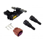 "Capteur Flex Fuel AEM - Raccords 3/8"" (Analyseur Ethanol E85)"