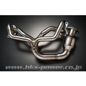 """Collecteur d'Echappement HKS """"GT Spec"""" pour Subaru BRZ"""