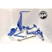 Kit Grand Angle Wisefab pour Nissan 370Z