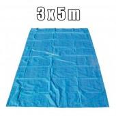 Bâche de Sol « Eco » Imperméable (3 x 5 m)
