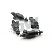 Injecteurs Deatschwerks 800cc pour Mitsubishi Lancer Evo 9, Basse Impédance (4G63T, lot de 4)