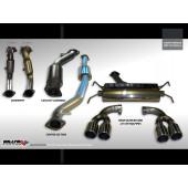 Descente de Turbo Milltek pour Subaru Impreza WRX STI GRF (08-11)