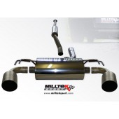 Descente de Turbo Milltek pour Mitsubishi Lancer Evo 10