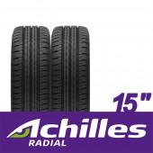 Pneus Achilles ATR-K Economist 165/55 R15 75H (la paire)