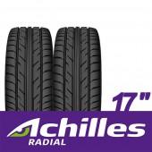 Pneus Achilles ATR Sport 2 215/45 R17 91W (la paire)