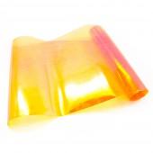 Film Teinté Orange pour Phares (1m x 30cm)