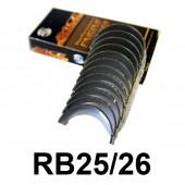 Coussinets de Bielles Renforcés ACL Trimétal - RB25/26