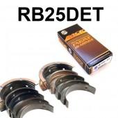 Coussinets de Vilebrequin Renforcés ACL Trimétal - RB25/26