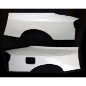 Ailes Arrières Larges +80mm pour Nissan Silvia S15