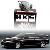 Kit Spécifique Dump Valve HKS Super SQV IV pour Nissan Skyline R33 GT-R