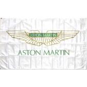 Drapeau Aston Martin (85x145cm)