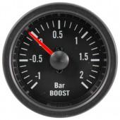 Manomètre de Pression de Turbo ProSport Vintage