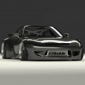 Kit Carrosserie Rocket Bunny pour Mazda RX-7 FD