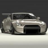 Kit Carrosserie Rocket Bunny pour Nissan GT-R